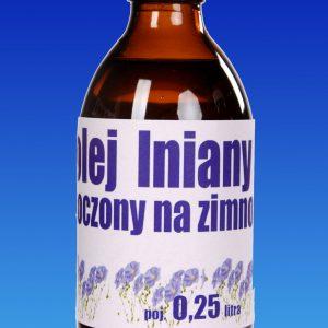 OLEJ LNIANY (0,25 L)